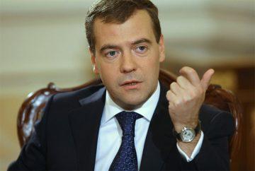 Медведев хочет ввести четырехдневную рабочую неделю?