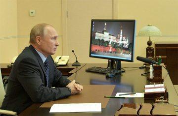 Путин пообещал не закрывать бизнес из-за Covid-19