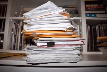 ИП потерял отчетные документы — получит штраф