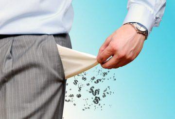Неуплата долгов не дает вам право на банкротство