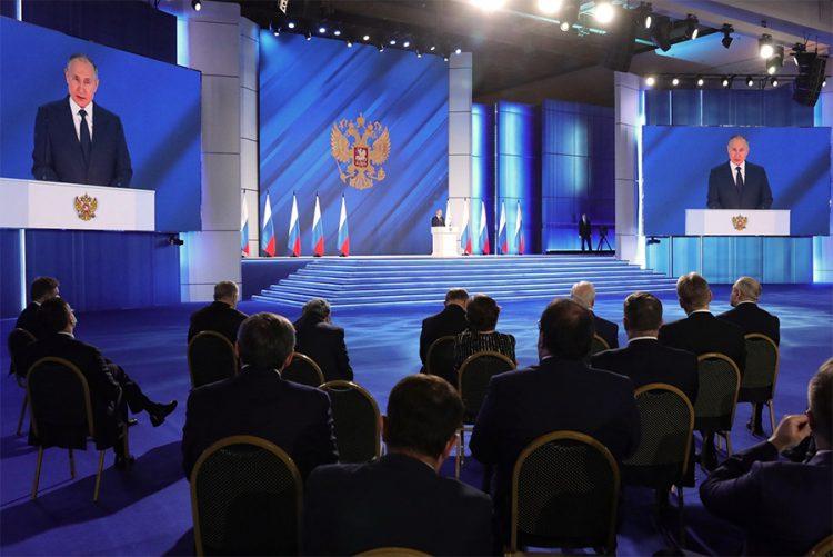 Что говорит бизнес о послании Путина Федеральному Собранию