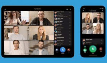 Telegram запустил групповые видеозвонки и демонстрацию экрана